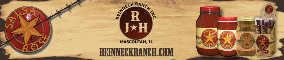Reinneck Ranch Banner.