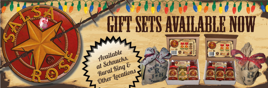 Gift Set advertisement.